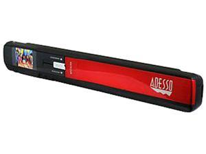 Adesso EZScan 300 EZScan 300 CIS Photo 900 dpi Portable Handheld Scanner