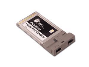 SIIG NN-PCM222-S4 IEEE 6-pin 1394a PCMCIA Card