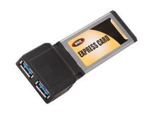 BYTECC BTU3-EC200 2 Ports USB 3.0 ExpressCard