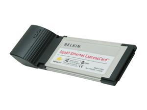 BELKIN F5U250 Gigabit Ethernet ExpressCard
