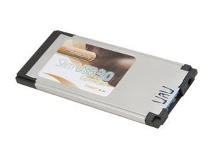 SYBA SD-EXP20070  Type-II Slim Flush Mount ExpressCard/34mm for Laptop PC