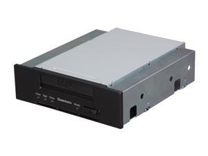 "Quantum CD160LWH-SB Black 160GB DDS-4, DAT-72, DAT-160 5.25"" Tape Drive"