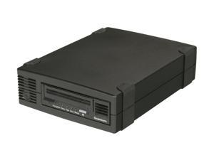 Quantum TC-L52BN-EZ Black 3TB LTO Ultrium 5 Half Height Tape Drive w/ SAS HBA Card