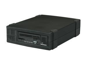 Quantum TC-L32BN-EY-B Black 800GB LTO Ultrium 3 Tape Drive, Half Height, Model B, Tabletop Kit