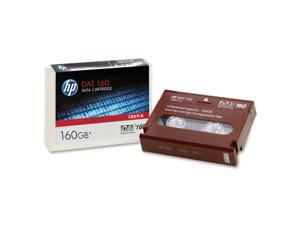HP C8011A 80/160GB DAT 160 Tape Media 1 Pack