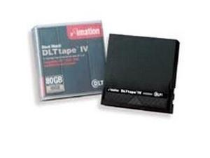 imation 11776 40/80GB DLTtape IV Tape Media 1 Pack