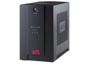 APC Back-UPS RS BR500CI-AS 500 VA Tower UPS European Version - 240V