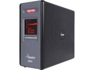 RF-825VA 825 VA 450 Watts 8 Outlets UPS, manufactured and warranted by CyberPower