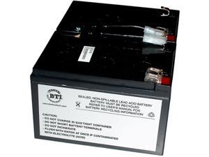 BTI Replacement UPS Battery For APC RBC6
