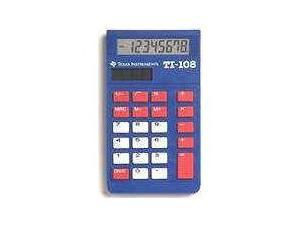 Texas Instruments TI108TK TI-108 Calculator Teacher Pack - 10 units