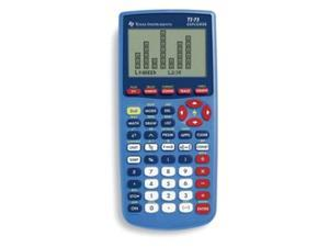 Texas Instruments TI-73 Graphics Calculator Blue (Teacher's 10 Pack)
