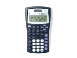 Texas Instruments 30XIISTKT1L1B Scientific Calculator Teacher Kit - 10 Pack