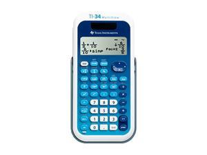 Texas Instruments TI-34 MultiView (34MV/TKT/1L1/A) EZ Spot Teacher Kits