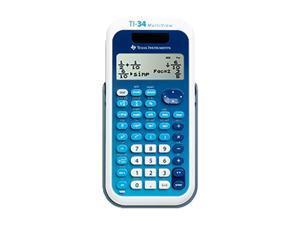 Texas Instruments TI-34 MultiView (34MV/TKT/1L1/ EZ Spot Teacher Kits