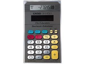 Overhead Calculator Which Emulates