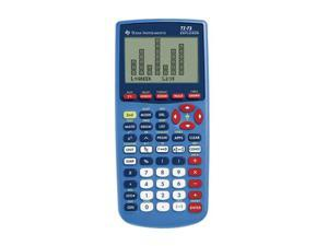 Texas Instruments TI-73VSC ViewScreen calculator for use with the same ViewScreen panel