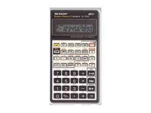 Sharp EL-733A Financial Calculator
