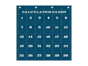 Calculator Caddy III TI Holds 15 Graph Calcs
