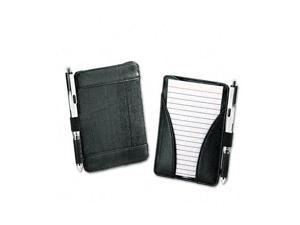 Oxford                                   At-Hand Note Card Case Holds & Includes 25 3 x 5 Ruled Cards, Black