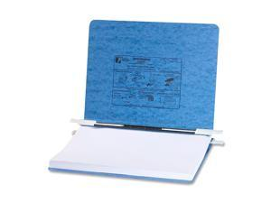ACCO                                     Pressboard Hanging Data Binder, 14-7/8 x 8-1/2, Light Blue