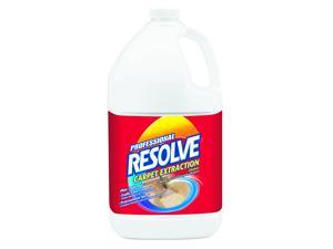 Professional RESOLVE Carpet Extraction Cleaner, 1 gal. Bottle