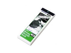 Rediform                                 Money Receipt Book, 2-3/4 x 7, Carbonless Duplicate, 100 Sets/Book