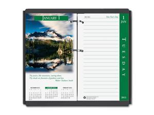House of Doolittle Earthscapes Daily Calendar Refill, 3-1/2w x 6h