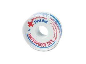 "Band-Aid 5050 First Aid Kit Waterproof Tape, 1/2"" x 10 yards, White"