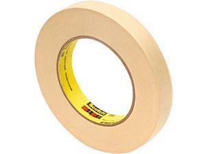"""Scotch 232-3/4 High Performance Masking Tape, 3/4"""" x 60 yards, 3"""" Core"""