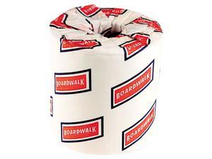 Boardwalk Bath Tissue, Two-Ply, 500 Sheets/Roll, White, 96 Rolls/Carton