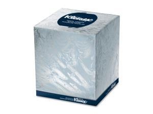Kimberly-Clark Professional              KLEENEX BOUTIQUE White Facial Tissue, 2-Ply, POP-UP Box, 95 Tissues/Box