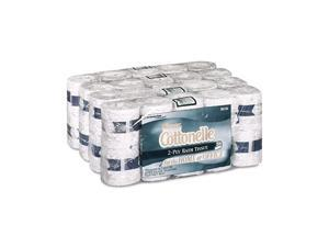 Kimberly-Clark Professional              KLEENEX COTTONELLE Two-Ply Bathroom Tissue, 505 Sheets/Roll, 40 Rolls/Carton
