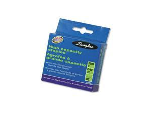 Swingline High-Capacity Staples, 3/8 Inch Leg Length, 2500/Box