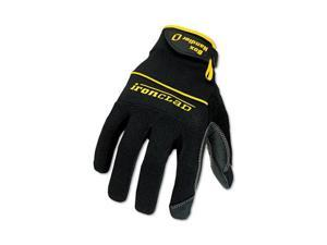 Ironclad                                 Box Handler Gloves, 1 Pair, Black, Medium