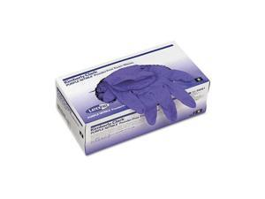 KIMBERLY-CLARK PROFESSIONAL* 55081 STERLING PURPLE NITRILE Exam Gloves, Small, Purple, 100/Box