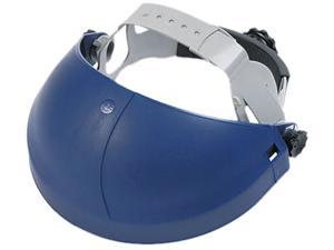 3M 82501-00000 Tuffmaster Deluxe Headgear w/Ratchet Adjustment, Blue