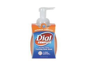 Dial 02936EA Complete Foaming Hand Wash, Unscented Liquid, 7.5 oz Pump Bottle