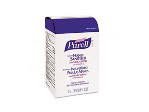 PURELL 2156-08EA Instant Hand Sanitizer NXT Refill, 1000-ml Pouch