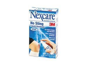 3M                                       No-Sting Liquid Bandage Spray, .61 oz.