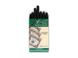 Dri-Mark 351R-1 Smart Money Counterfeit Bill Detector Pen for Use w/U.S. Currency, Dozen