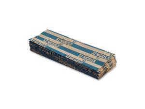 MMF Industries 216020008 Pop-Open Flat Paper Coin Wrappers, Nickels, $2, 1000 Wrappers/Box