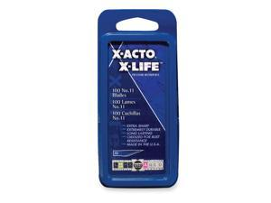 X-ACTO #11 Bulk Pack Blades for X-Acto Knives, 100/Box