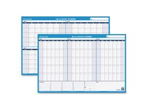 At-A-Glance Undated Wall Planner