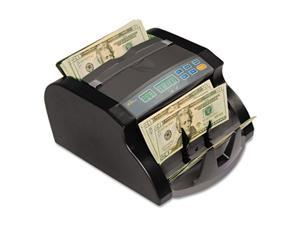 "Royal Sovereign RBC-650PRO Electric Bill Counter, 1000 Bills/Min., 1063/100Wx9 45/100Dx6 1/10"", Black/Gray"