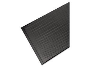 Guardian Soft Step Supreme Floor Mat, 36 x 60, Black