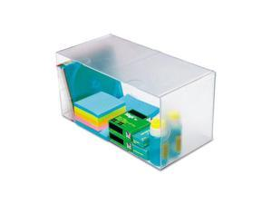 Deflect-o 350501 Desk Cube, Double Cube, 6 x 12 x 6
