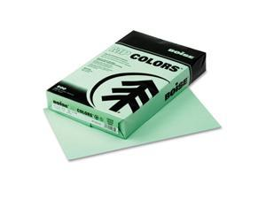 Boise MP2204-GN FIREWORX Colored Paper, 20lb, 8-1/2 x 14, Popper-mint Green, 500 Sheets/Ream