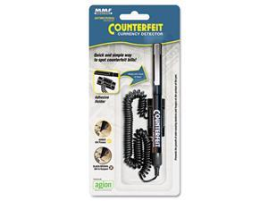 MMF Industries 200045204 Counterfeit Currency Detector Pen with Holder
