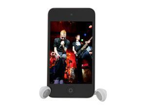 "Apple iPod touch (4th Generation) 3.5"" Black/Silver 64GB MP3 / MP4 Player MC547LL/A-R"