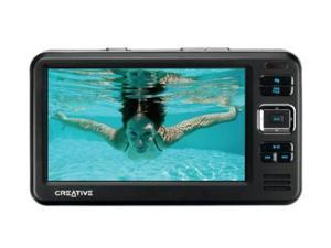 "Creative ZEN Vision W 4.3"" Black 60GB MP3 / MP4 Player"
